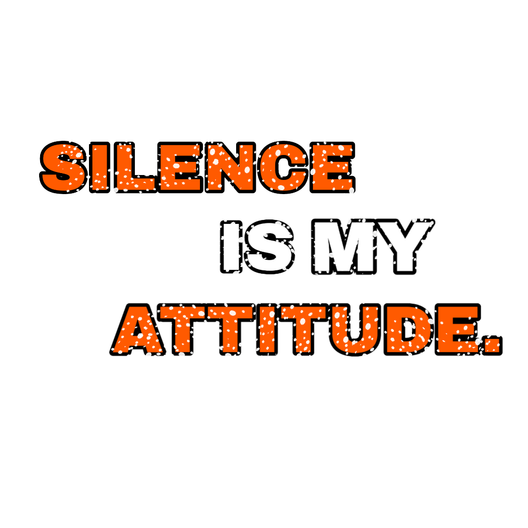 Attitude png text. New hd in