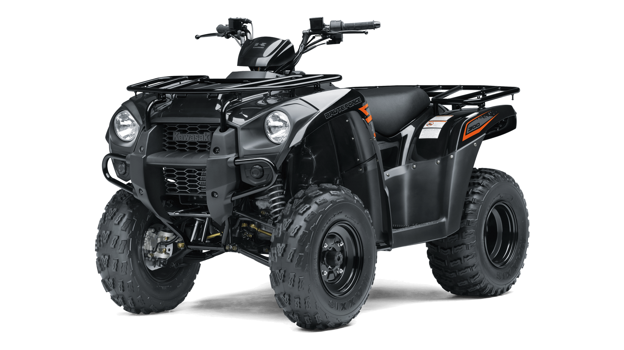 Atv drawing side by. Brute force sport