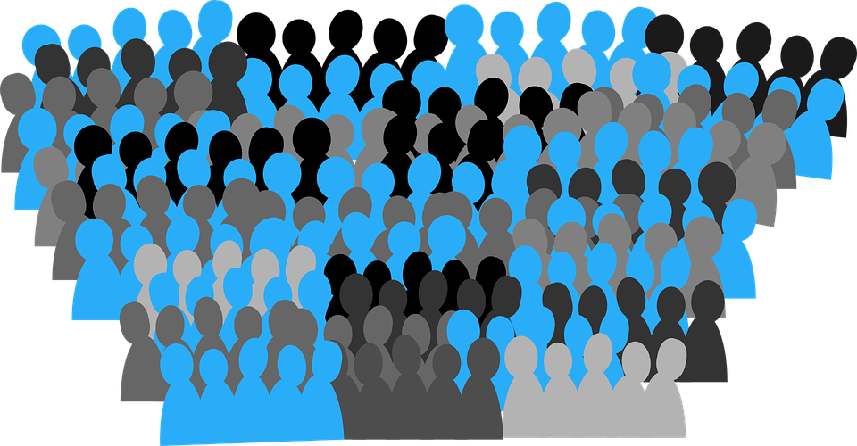 transparent personality crowd