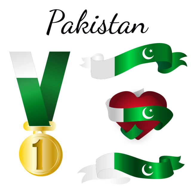 August clipart 14 august. Pakistan flag of pakistani