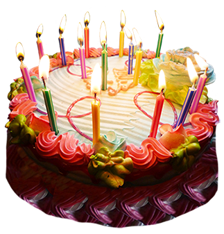 August clipart birthday cake. Png transparent images all