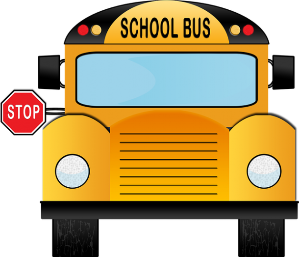 August clipart bus safety. State legislature passes school