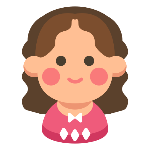 Aunt clipart kind lady. Cartoon family person woman