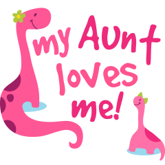 Aunt clipart love. And niece png transparent