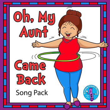 Aunt clipart teacher. Oh my came back