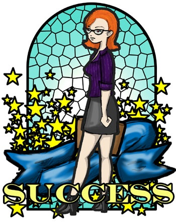 Aunt clipart woman entrepreneur. Best merit badges