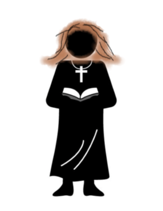 Aunt clipart woman pastor. Top things never to