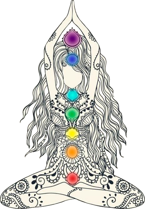 Aura drawing chakra. Guide whispering worlds