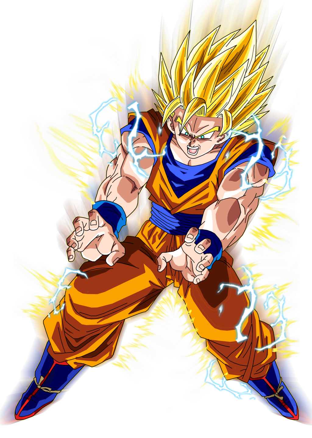 Aura Drawing Super Saiyan Picture 950236 Aura Drawing