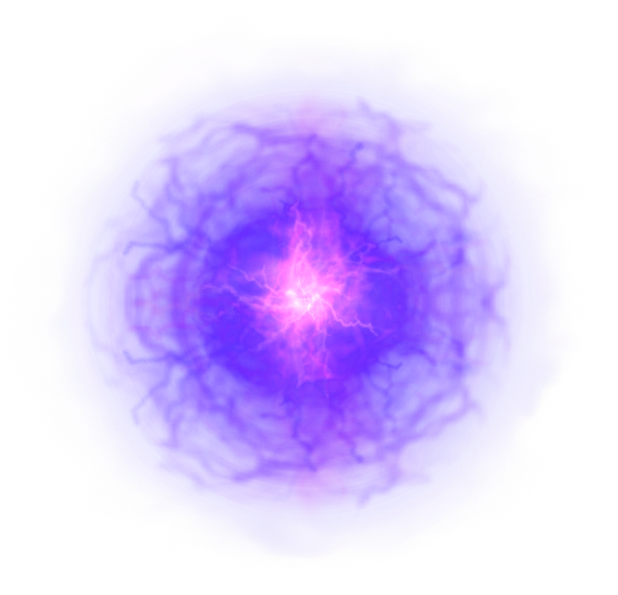 Aura effect png. Misc bg element by