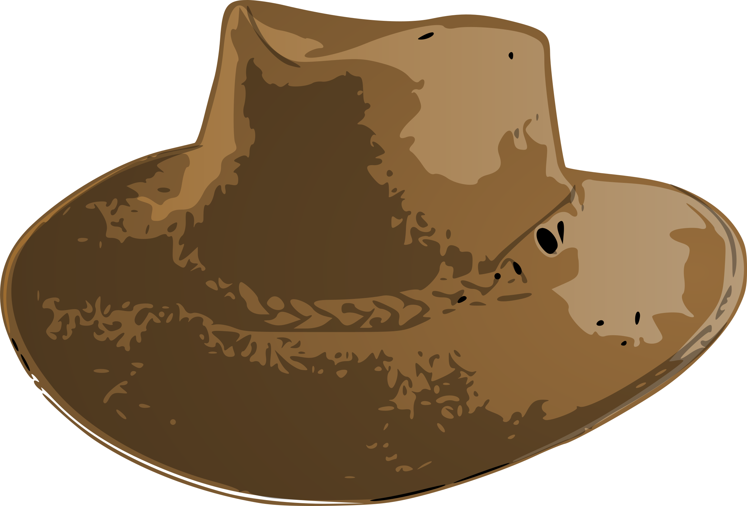 australian drawing hat