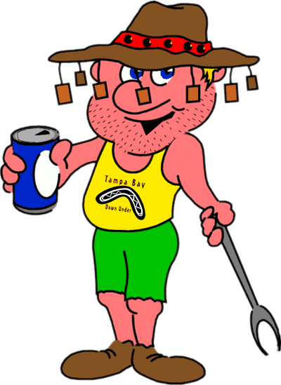 Australia clipart hat australian. Culture shock or culturally