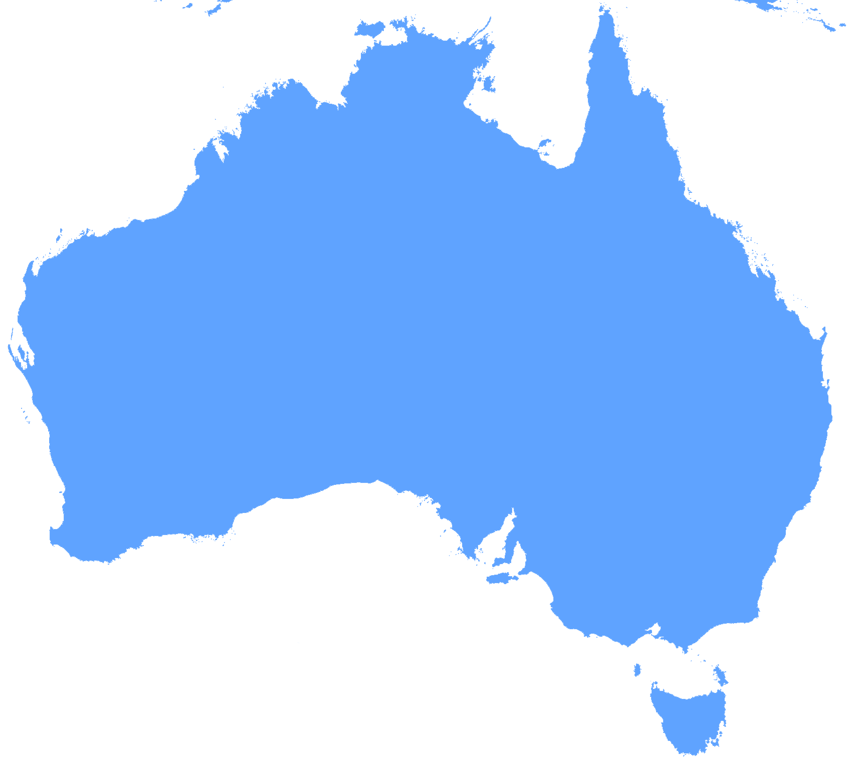 Australia clipart outline. Continent panda free