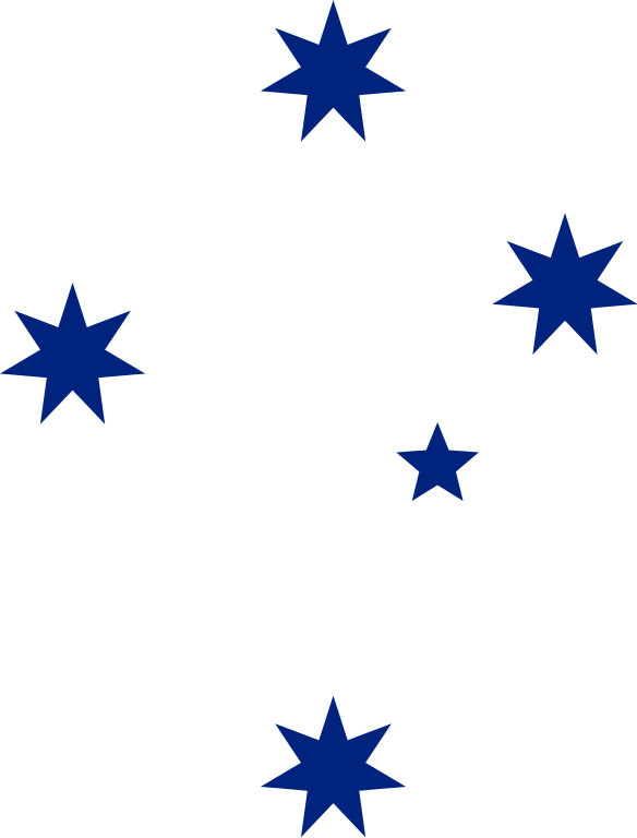 Australia clipart pdf. File southern cross svg