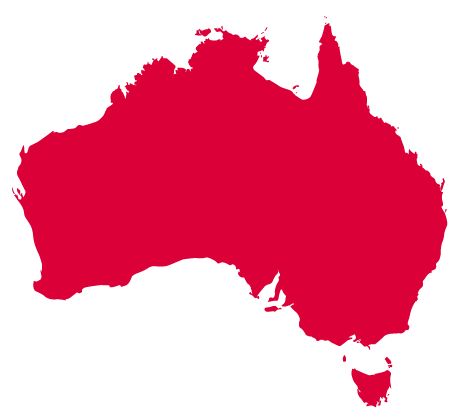 Australia transparent continent. Baamboozle continents oceans what