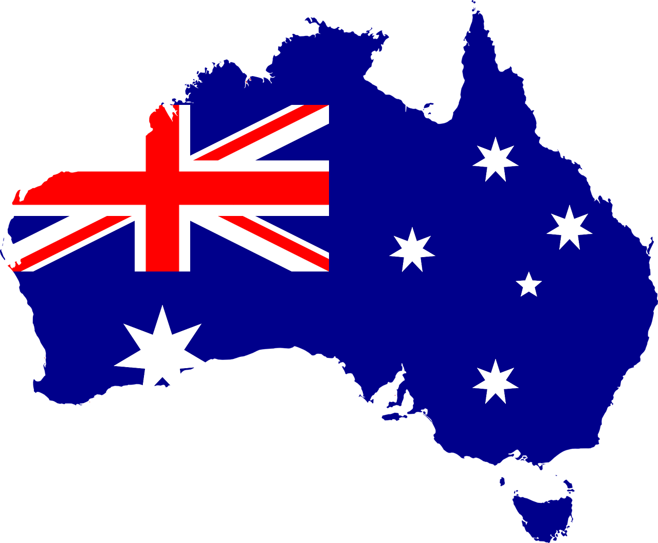 Australia transparent country. Reasons why is