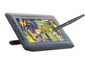 Drawing tab mobile. Artisul d s lcd