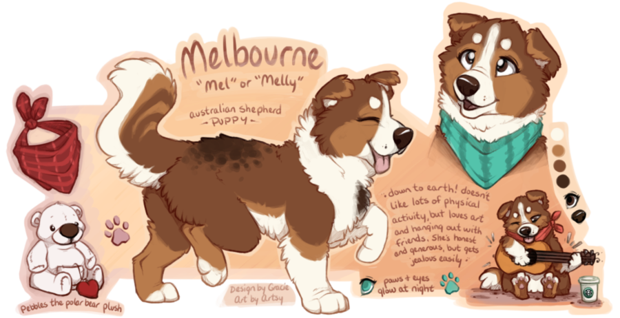 Australian drawing animal. Melbourne by artsywolven deviantart