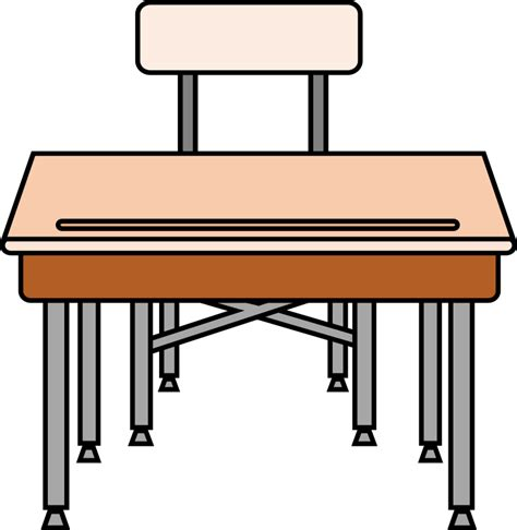 Author clipart desk. From the of clip