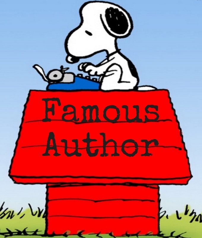 Author clipart snoopy. Title jti s contract