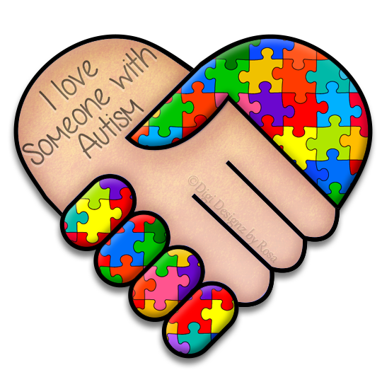 Autism clipart autistic child. Brother