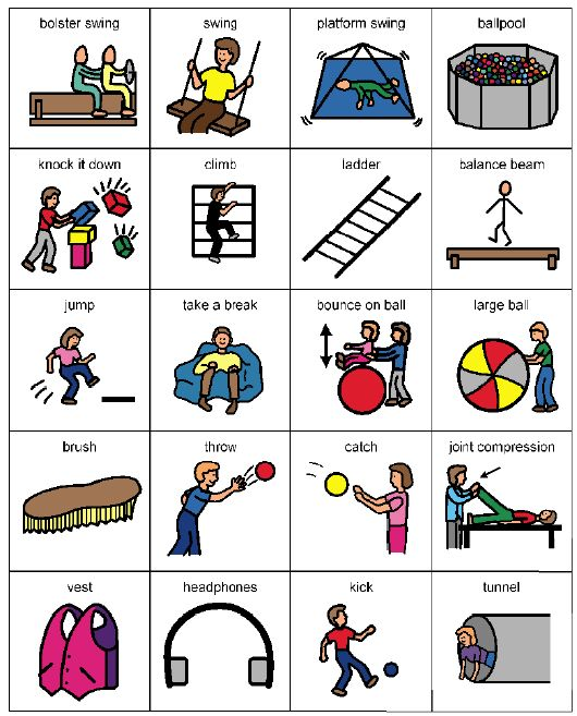 Autism clipart workplace communication. Living well with sensory