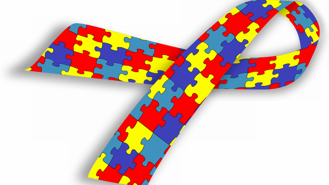 Autism puzzle png. April is awareness month