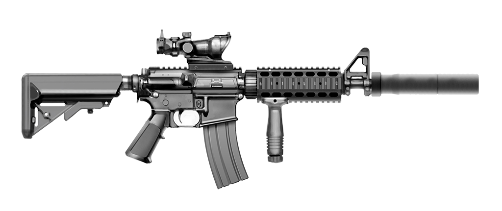 Auto rifle png. America s obsession with