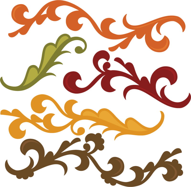 Fall svg autumn file. Flourishes clipart wedding hd picture royalty free