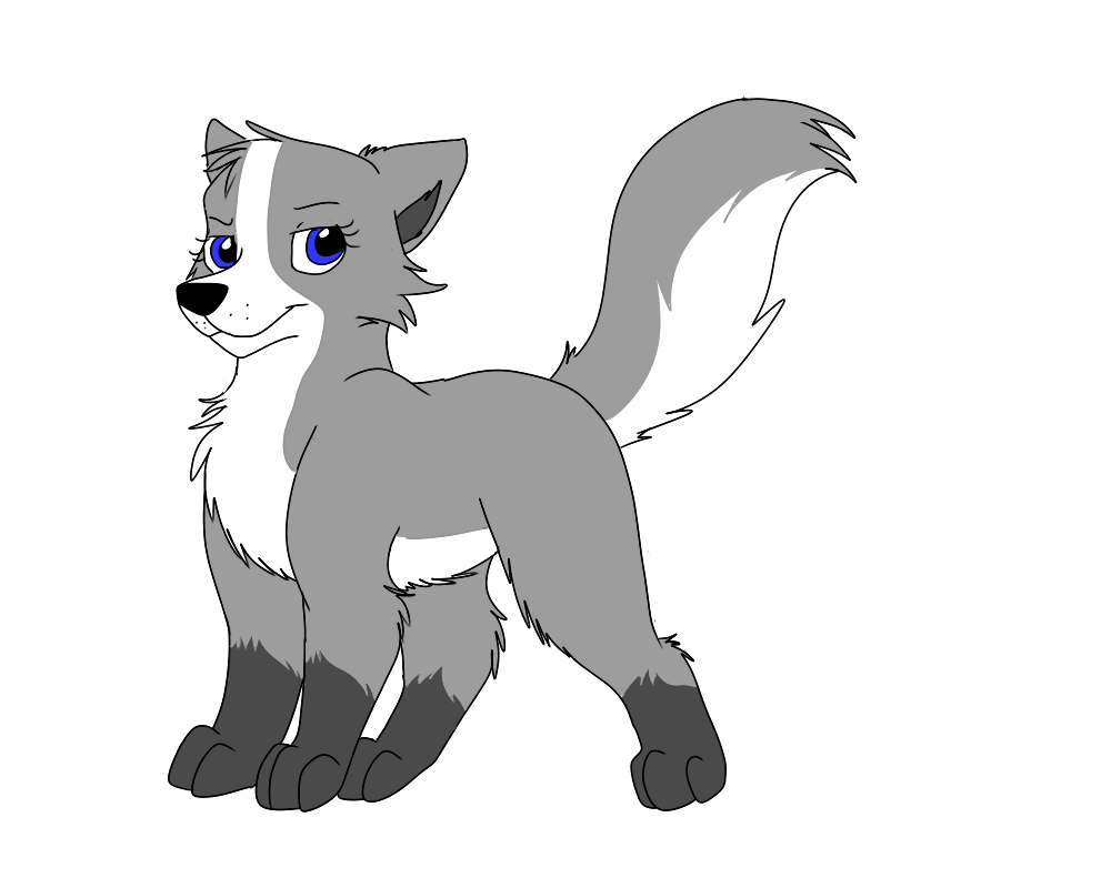 Avalanche drawing. Paw patrol fanon wiki