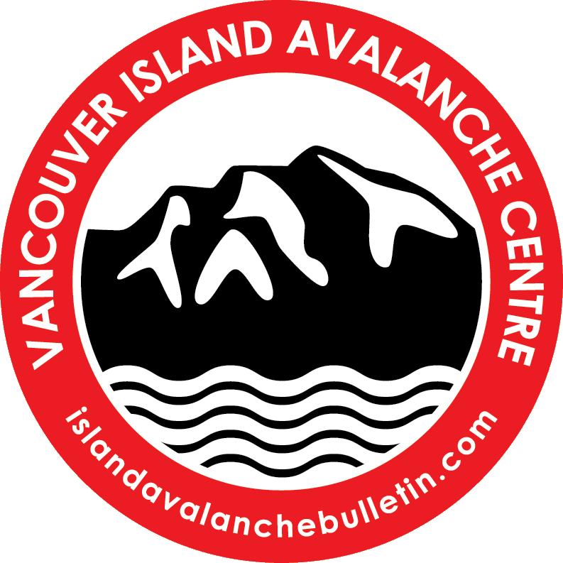 Avalanche drawing convex. Vancouver island center society