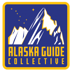 Avalanche drawing mountain. Cnfaic alaska guide collective
