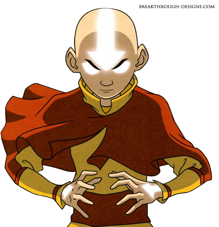 aang avatar state png