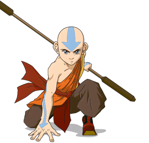 avatar the last airbender characters png