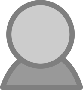Vector avatars public domain. Blank avatar clip art