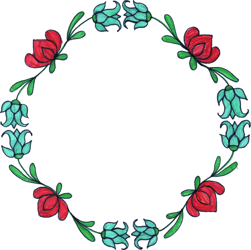 Flower drawing png. Circle at getdrawings com