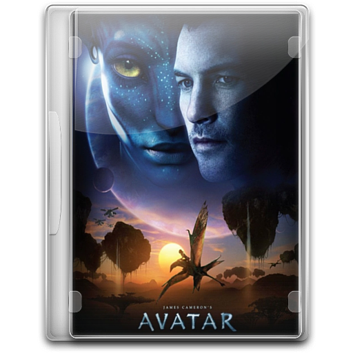 Avatar movie poster png. Movies icon free of
