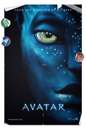 Avatar movie poster png. Images of photoshop