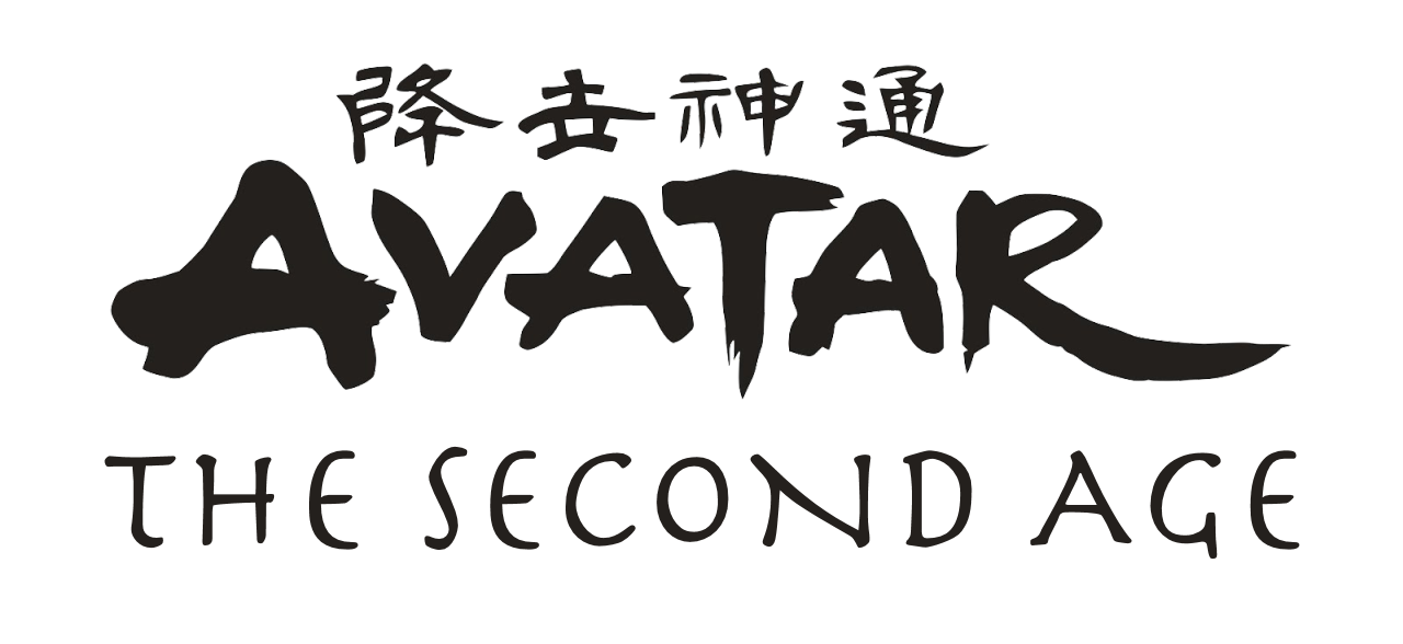 Avatar the last airbender logo png. Second age