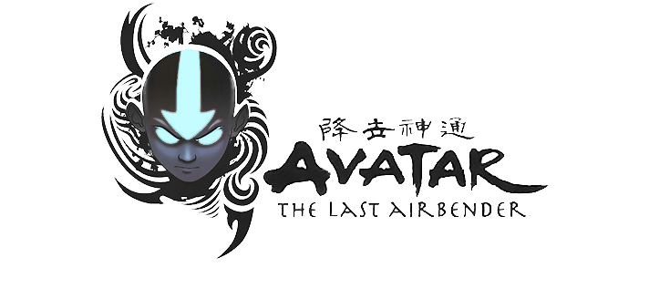 Avatar the last airbender logo png.