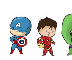 Avenger drawing baby. Images about chibi