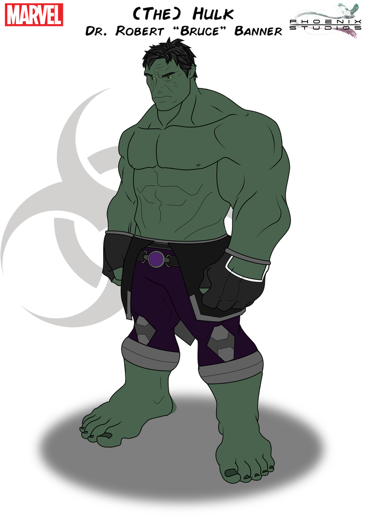Wrestler drawing hulk. The by kyle a