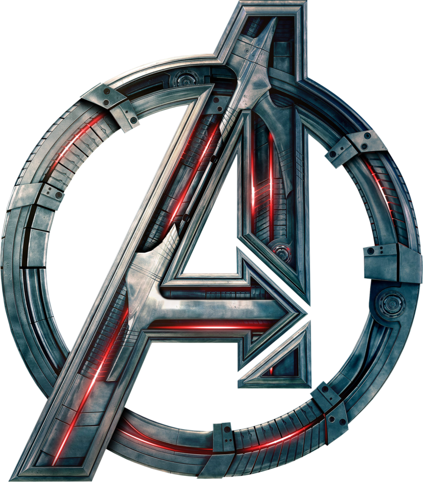 Avengers 2 logo png. Age of ultron by