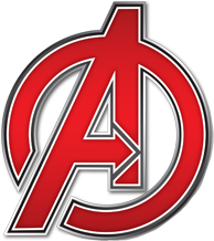 Avengers a logo png. Icons vector free and