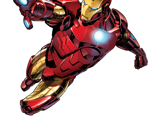 Avengers clip iron man. Characters marvel hq learn