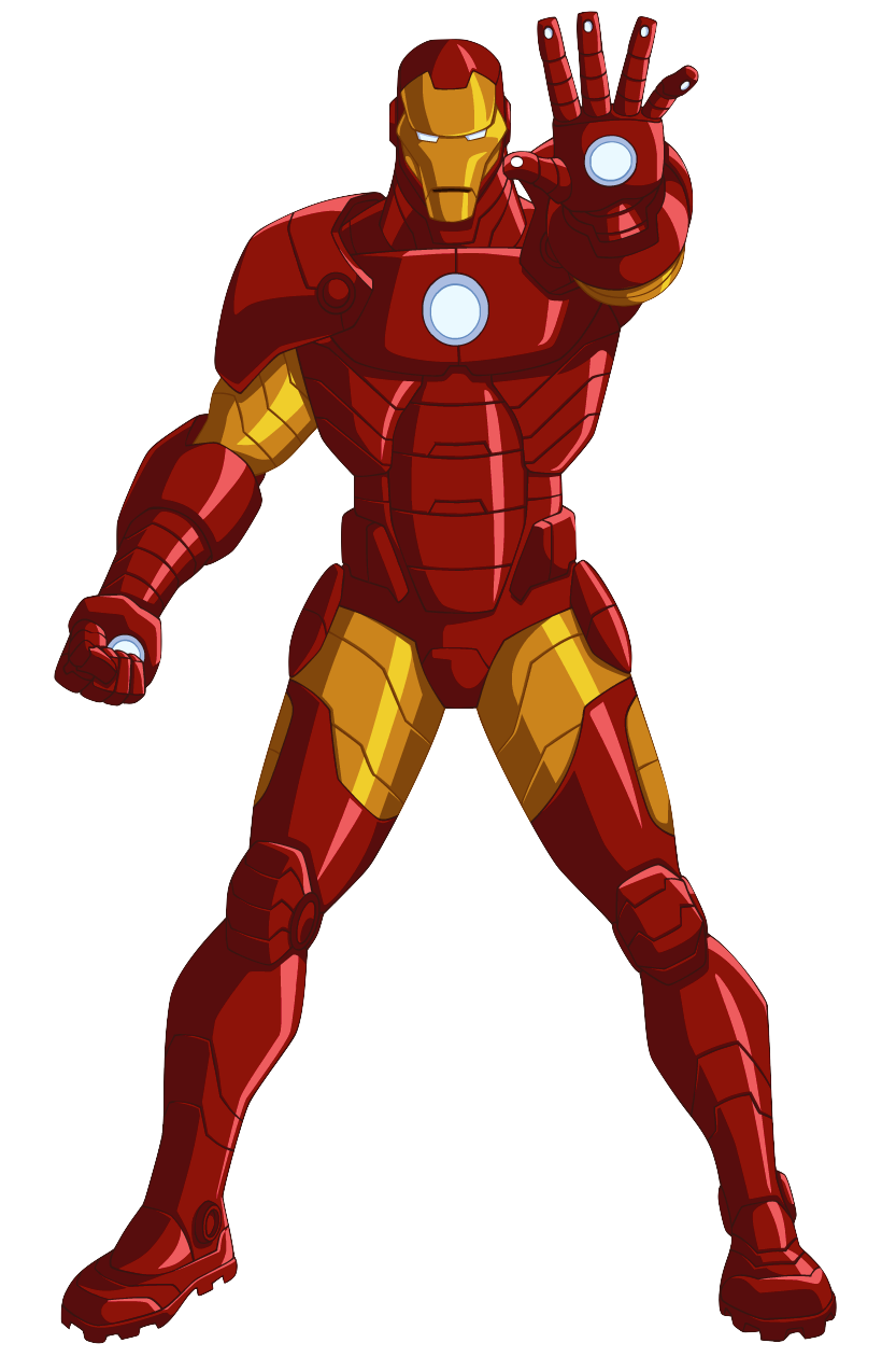 ironman comic png