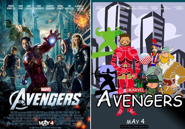 Avengers clipart avengers movie. The make posters with