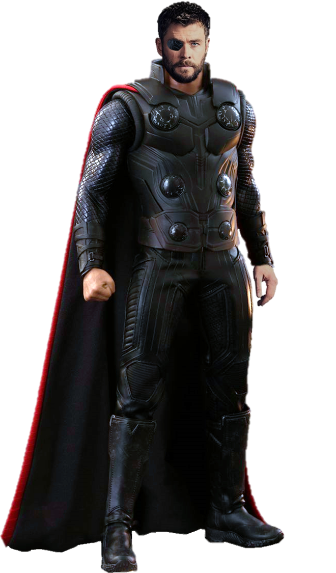 Avengers infinity war png. Thor by gasa on