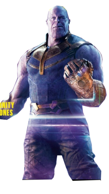 Avengers infinity war thanos png. Canon marvel cinematic universe