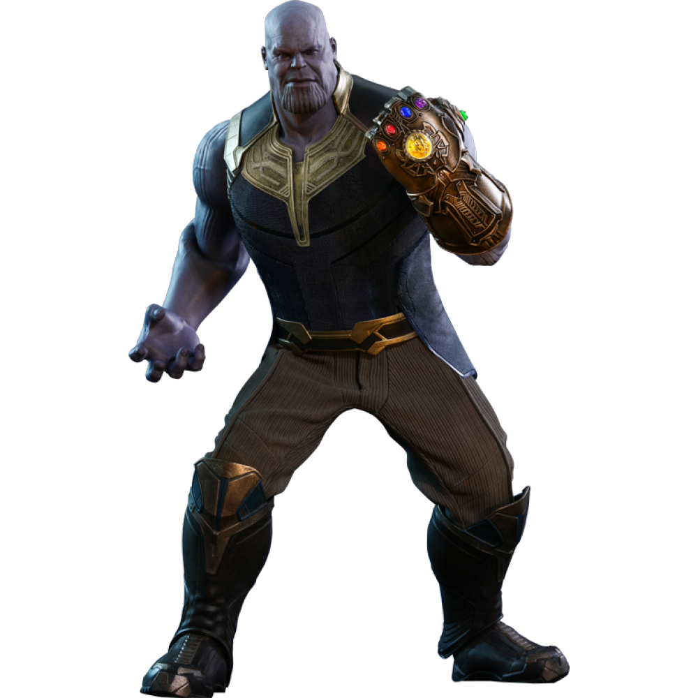 Avengers infinity war thanos png. Th scale hot toys